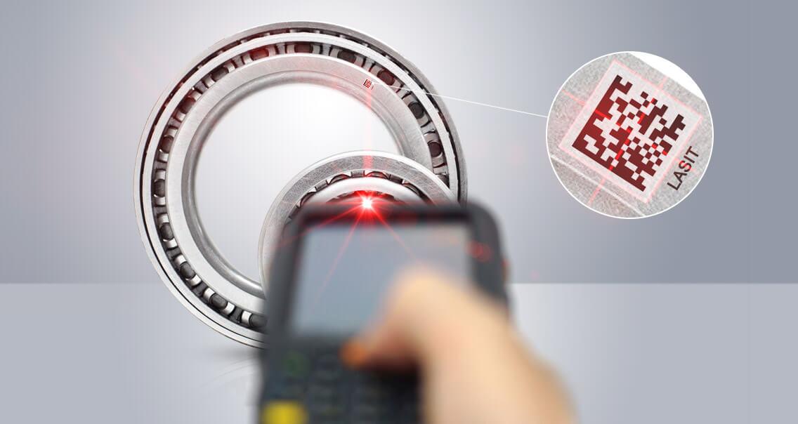 Articolo-Tracciabilita-F01 Automatyczne znakowanie laserowe tabliczek z systemem etykietowania