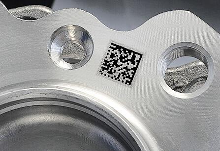 Incisione-Metalli-dmx Automatyczne znakowanie laserowe tabliczek z systemem etykietowania