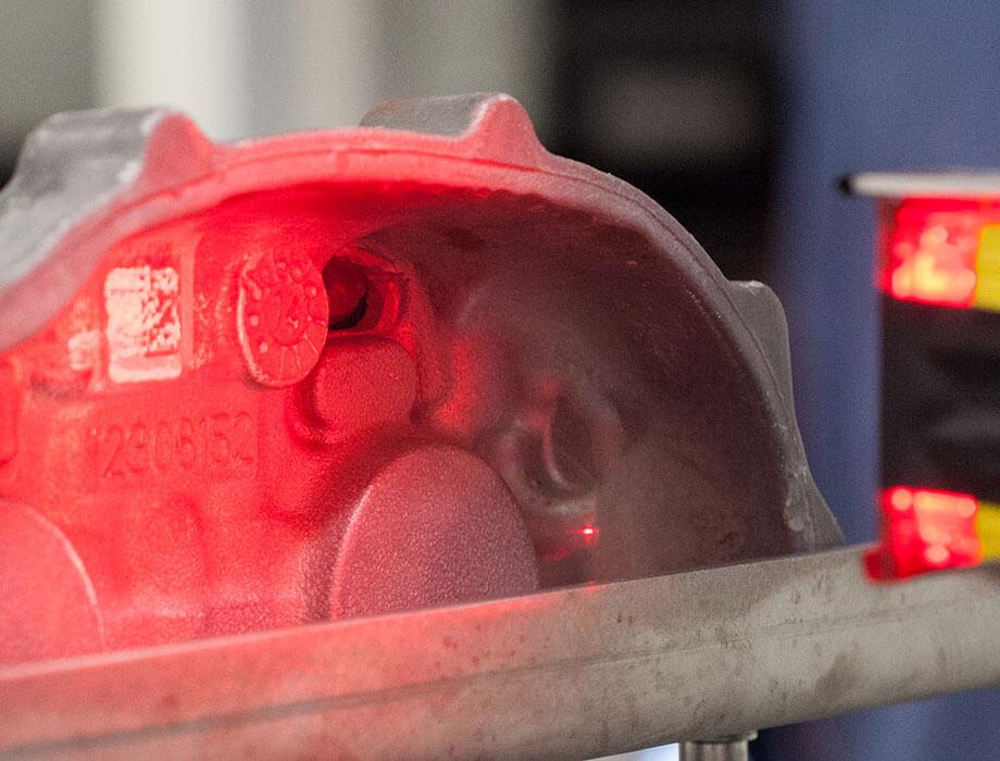 Articolo-Pressofusi-ABB-04 System laserowy LASIT i zrobotyzowane wnętrze ABB