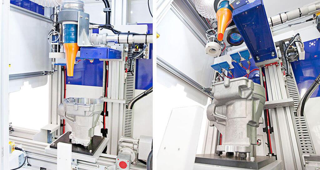 Articolo-TowerShuttle-03-1024x544 System laserowy zintegrowany z wózkiem dla branży motoryzacyjnej