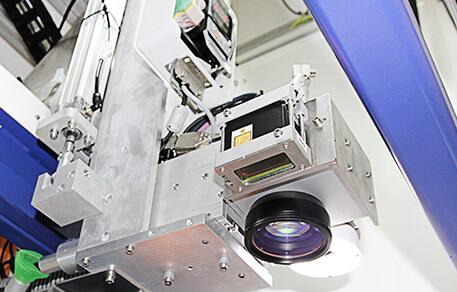 AutoFocus-1 Automatyczne znakowanie laserowe tabliczek z systemem etykietowania