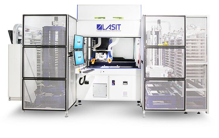 FlyGantryMag FlyGantry MAG: największy system laserowy na świecie od firmy LASIT - CZĘŚĆ 2