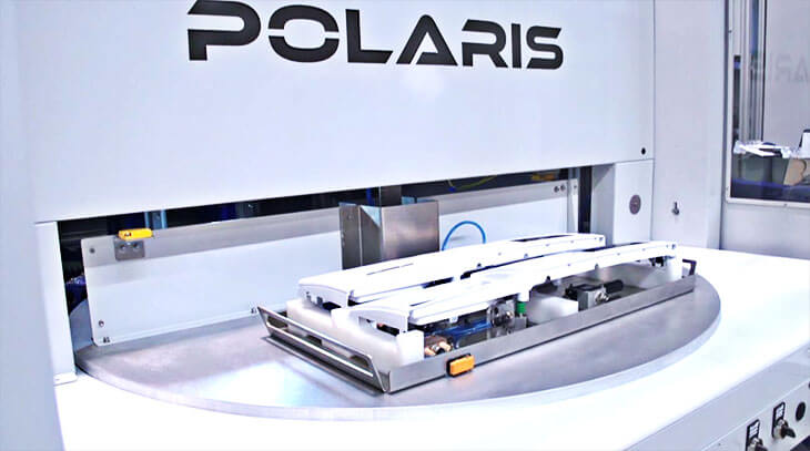 Polaris-01 Znakowanie laserowe wkracza także w branżę AGD – projekt POLARIS
