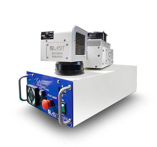 PowermarkFlyAirGreen Laser da Integrazione