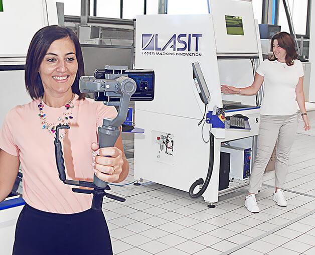 VirtualFair2020-08 LASIT zmienia siedzibę: Większa przestrzeń dla większych celów