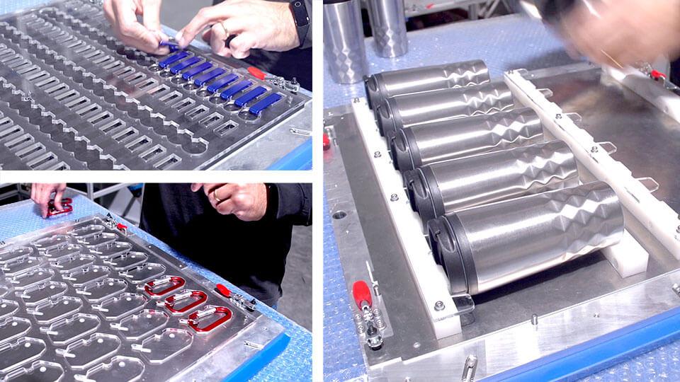pallet-gantymag FlyGantry MAG: największy marker laserowy na świecie od firmy LASIT - CZĘŚĆ 1