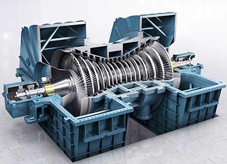 siemens-steam-turbine Grawerowanie laserowe w przemyśle odlewniczym